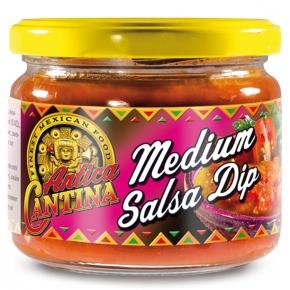 Antica Cantina Medium Salsa Dip 300g