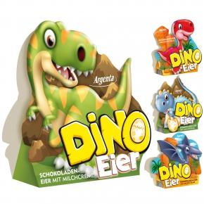 Argenta Dino Eier 2er