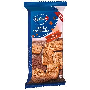 Bahlsen Schoko-Spekulatius 192g