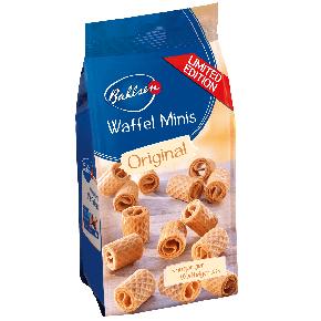 Bahlsen Waffel Minis Original 75g