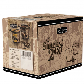 Barista Selection Snack2Go 18x40g
