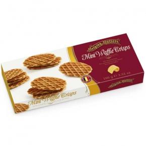 Belgian Butters Mini Waffle Crisps