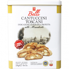 Belli Cantuccini Toscani alle Mandorle 250g