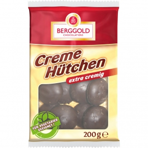 Berggold Cremehütchen 200g