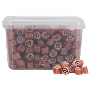 Blåvand Bolcher Karamelle Schnecke Rox Bonbons 2kg