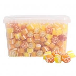 Blåvand Bolcher Zitrone/Apfelsine Rox Bonbons 2kg