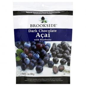 Brookside Dark Chocolate Açai with Blueberry 198g