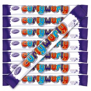 Cadbury Curly Wurly 48er