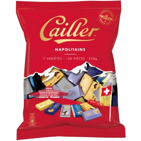 Cailler Napolitains 250g