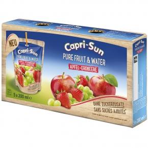 Capri-Sun Apfel-Erdbeere 5x200ml