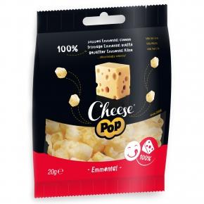Cheesepop Emmental 20g