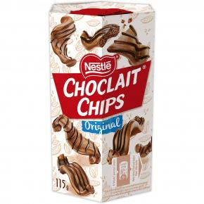 Choclait Chips Original 115g