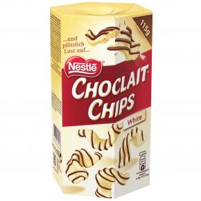 Choclait Chips White