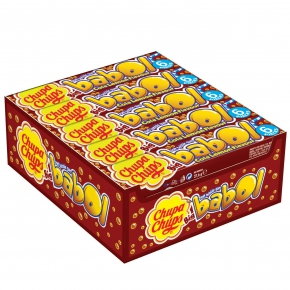 Chupa Chups Big babol Cola-Lemon 20er