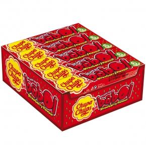 Chupa Chups Big babol Strawberry 20x6er