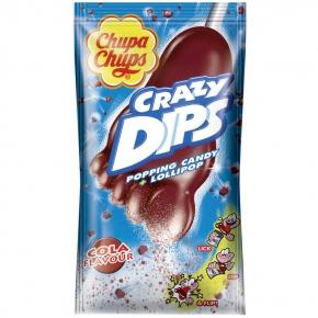 Chupa Chups Crazy Dips Cola
