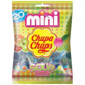 Chupa Chups Mini Sour 20er