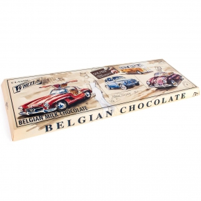 Classic Wheels Belgian Chocolate Milk 2kg