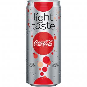 Coca Cola light taste 330ml