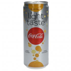 Coca Cola light taste Exotic Mango 330ml
