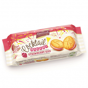 Coppenrath Cocktail Bakery Strawberry Kiss 200g