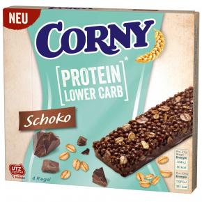 Corny Protein Lower Carb Schoko 4er