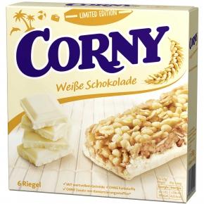 Corny Weiße Schokolade 6er