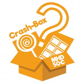 "Crash-Box EUR 50,- ""MHD"""