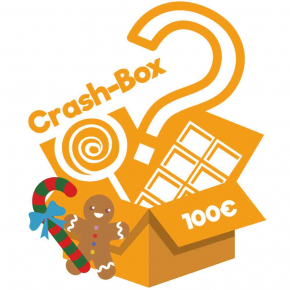Crash-Box Weihnachten EUR 100,-