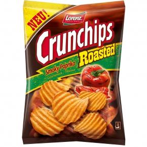 Crunchips Roasted Smoky Paprika 150g
