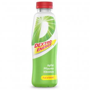 D by Dextro Energy Apfel Pflaume Hibiskus 500ml