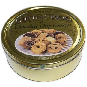 Danish Butter Cookies & Chocolate Chip Cookies 500g