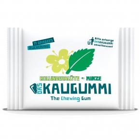 DasKaugummi Holunderblüte-Minze 11er