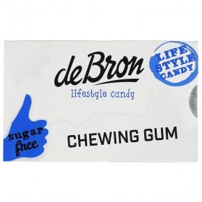 De Bron Chewing Gum Mint Sugarfree