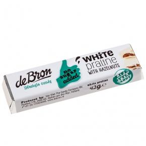 deBron Lifestyle Candy White Praliné