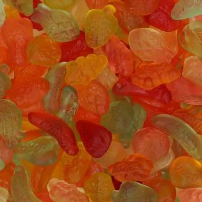 deBron Fruitgums sugarfree 1kg
