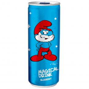 Die Schlümpfe Magical Drink Blueberry 250ml