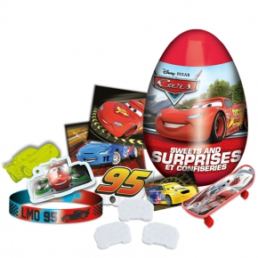 Disney Cars Surprise Egg