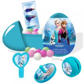 """Disney """"Die Eiskönigin – Völlig unverfroren"""" (Frozen) Super Surprise Egg"""
