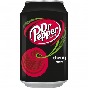 Dr Pepper Cherry 330ml