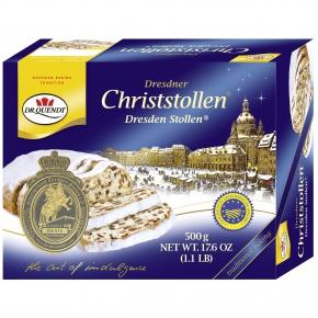 Dr. Quendt Dresdner Christstollen 500g
