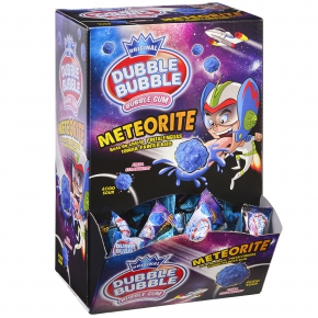 Dubble Bubble Bubble Gum Meteorite 200er