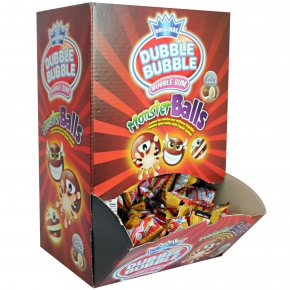 Dubble Bubble Gum Monster Balls Cola 200er