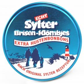 Echt Sylter Brisen-Klömbjes Extra Hustenbonbons