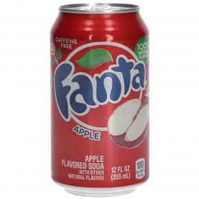 Fanta Apple USA 355ml