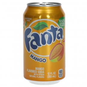 Fanta Mango USA 355ml