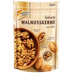 Farmer's Snack Walnusskerne 120g