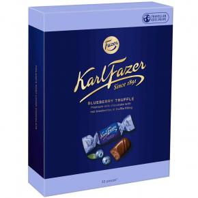 Fazer Karl Fazer Blueberry Truffle 250g