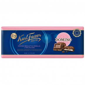 Fazer Karl Fazer Domino Cocoa Biscuit & Vanilla 240g