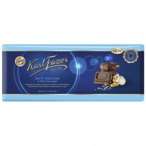 Fazer Karl Fazer Salty Popcorn 250g